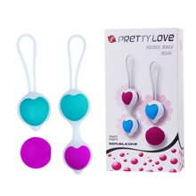 Prettylove Kegel Ball Vagina exercise Vaginal Trainer Love Ben Wa Pussy Muscle Training adult Toys for couples Sex Products