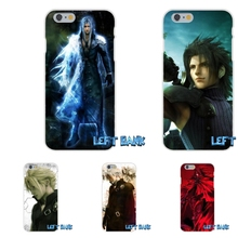 Popular Game Final Fantasy IX Soft Silicone TPU Transparent Cover Case For Huawei G7 G8 P7 P8 P9 Lite Honor 4C Mate 7 8 Y5II