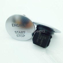 New Keyless Go Start Stop Push Button Engine Ignition Switch for Mercedes Benz CL550 ML350 GLK350 E350 S550 2215450714 33161207(China)