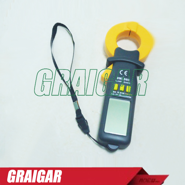 BM2060 digital micro leakage current clamp meter 20mA-60A leakage detection<br><br>Aliexpress