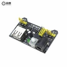 Smart Electronics MB102 MB-102 Solderless Breadboard Power Supply Module 3.3V 5V for Arduino Board Diy Starter Kit