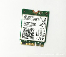 NEW AC3165 2.4G/5G NGFF M.2 Built-in nics 433M Wireless network card with Bluetooth 4.0 for PC laptop(China)