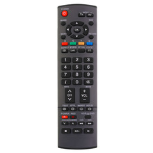 Low Power Consumption Home Televison TV Replacement Remote Control For Panasonic 7651120/71110/76280030 Black