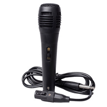 Audio Professional Condenser Handheld Wired Microphone Mic Studio Sound Recording Microphones Speaker For Outdoor Trolley Audio