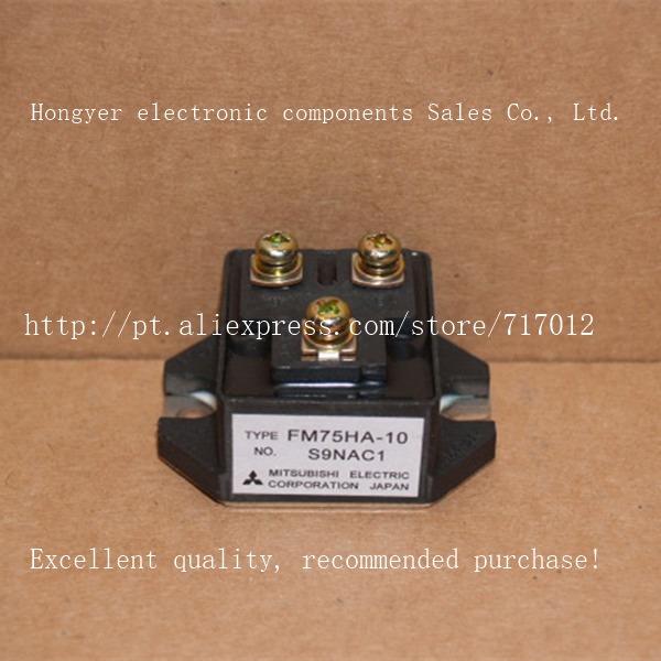 Free Shipping FM75HA-10 No New(Old components,Good quality) <br>
