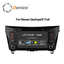 Ownice C500 4G SIM LTE Android 6.0 Octa 8 Core Car DVD GPS for Nissan Qashqai X-Trail 2014 wifi 1024*600 2GB RAM 32GB ROM(China)
