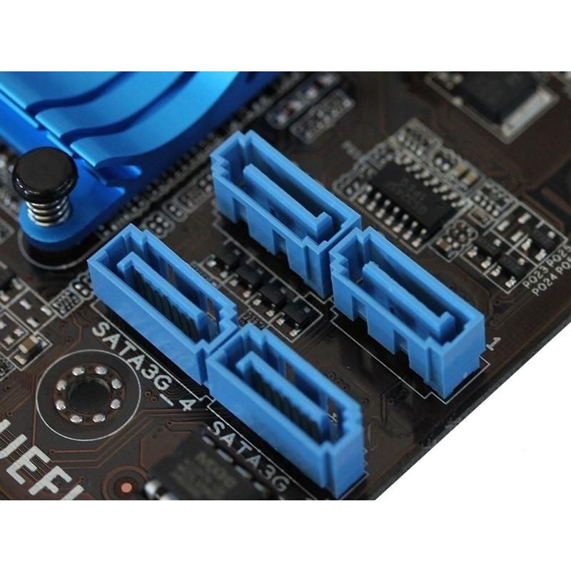 ASUS P8H61 M LX Original ASUS P8H61-M LX3 PLUS R2 0 motherboard Socket LGA  1155 uATX DDR3 DVI VGA USB2 0 16GB Desktop Mainboard