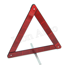 Automotive Warning Triangle Parking Reflective Warning Signs Collapsible Emergency Safety Supplies(China)