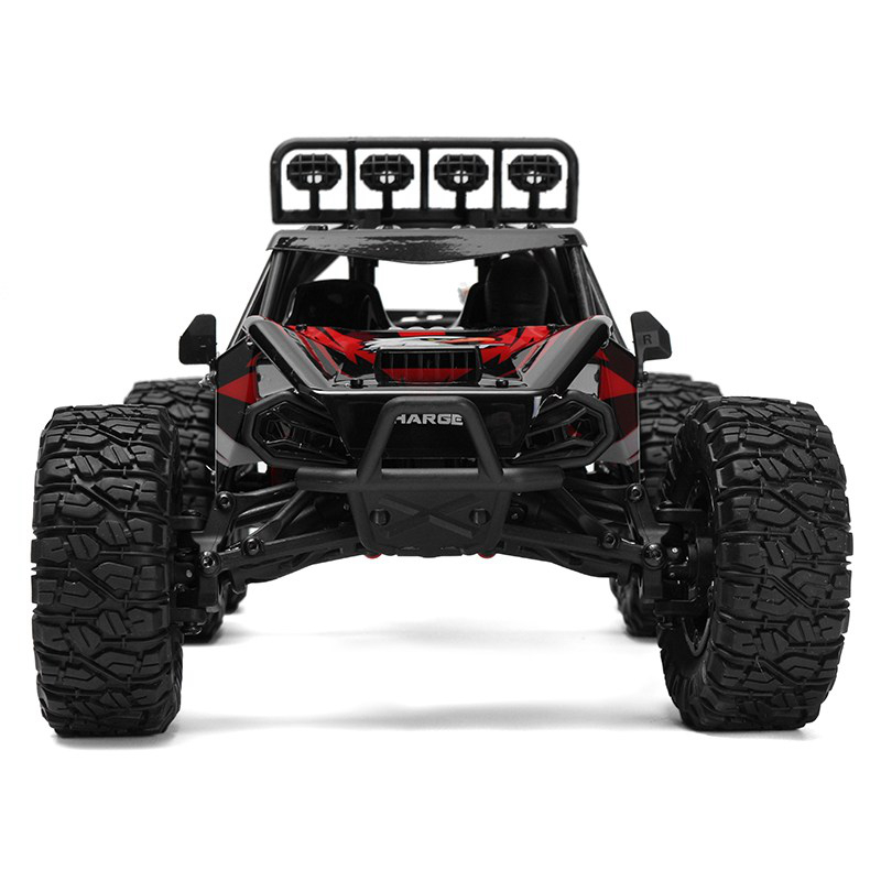 06-10 FY06FY07 112 2.4GHz 6WD RC Off-road Desert Truck RTR 60km70km High Speed Metal Shock Absorber LED Lights boy best gift toy
