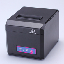TP-8017-UL Cheap and nice design 58mm 80MM thermal receipt printer with USB+LAN, wifi / Bluetooth optional(China)
