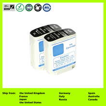 Compatible for 88XL C9396AE (2-Pack) Ink Cartridge for HP Officejet Pro K550/K550dtn/K550dtwn/K5400dn/K8600/L7480/L7580/L7590(China)