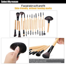 High quality 12pcs Eyeshadow Blending Blush Brush makeup brushes fashional women's soft cometic tools touch comfortable brushes(China)