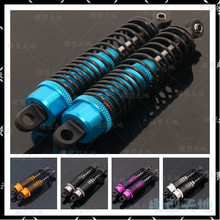 2pc HSP 106004 166004 Aluminum Shock Absorber 98mm 06002 06062 1/10 Upgrade Parts For Off-road Car Buggy Short Truck 94166 94107