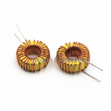 5Pcs 330uH 3A Toroid Core Inductor Wire Coil Wind Wound 13mm Outer Dia for DIY