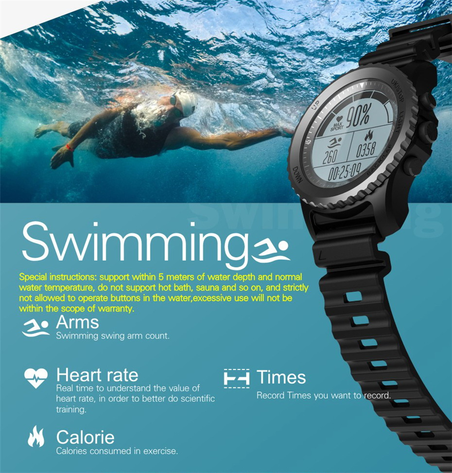 Makibes G07 GPS Smart Watch (8)