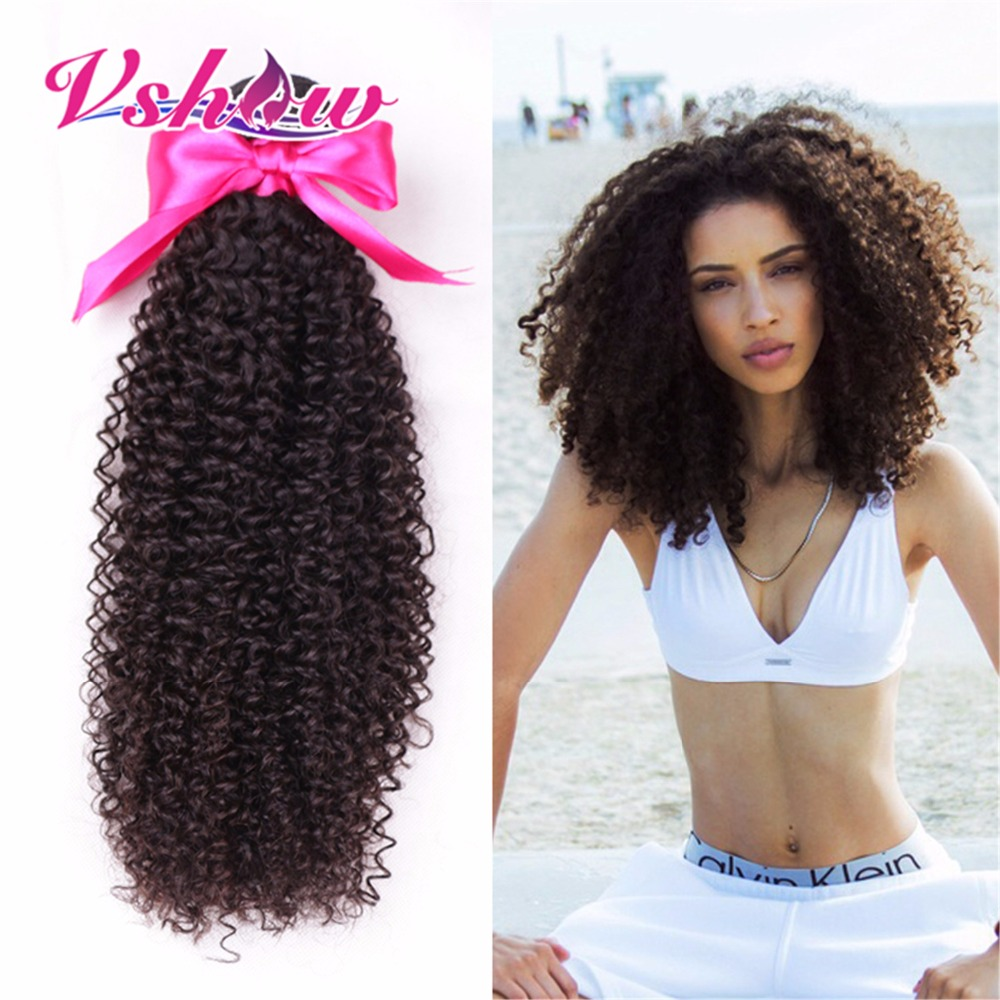3 PCS Top-Rated Unprocessed V SHOW Virgin Hair Cambodian Curly Virgin Hair 7A Grade Virgin Cambodian Hair 3pcs Free Shipping<br><br>Aliexpress
