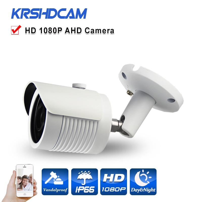Full HD 1080P 2.0MP AHD-H Camera Bullet Security BNC SONY/OV sensor 3000TVL Outdoor Video Surveillance cameras de seguranca<br>