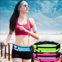 Waterproof Running Cover For SANTIN CloudFone Special Edition Promotion Firefly Sport GYM Bag Pouch Waist Belt Mobile Phone Case(China)
