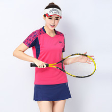 Adsmoney Men/Women Tennis suits shirt outdoor Running sports workout clothing badminton t-shirt table tennis clothes tee buttoms