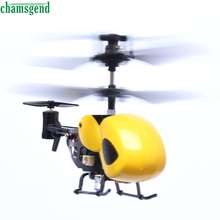CHAMSGEND Bestseller Mini small aircraft RC 502 2CH Mini Rc Helicopter Radio Remote Control Aircraft  Micro 2 Channel july10 P30