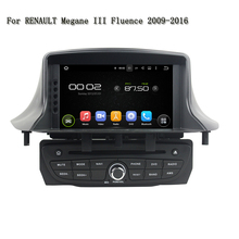 Quad Core Android 5.1.1 Auto PC 2 Din Mirror link Android 5.1 Car DVD GPS Video Player For RENAULT Megane III Fluence 2009-2016