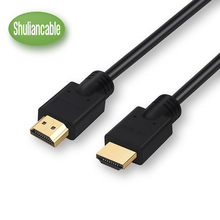 Shulian HDMI Cable Supports 4K@60Hz-High Speed, Hand-Tested,HDMI 2.0 Ready-UHD,Audio Return Channel, Ethernet 1m 1.5m 2m 3m 5m(China)