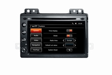 Ouchuangbo car dvd gps radio stereo fit for Land Rover Freelander 2004-2007 with BT AUX USB SD high quality