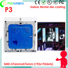 New products for market led 3mm video screens rental , good price interior fixing led video  wall p2 p2.5 P3 P3.91 P4.81