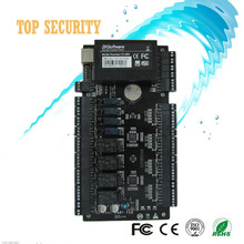 Hot sale TCP/IP Network Intelligent four doors Acess control Panel 30000 card capacity with weigand in C3-400 access control