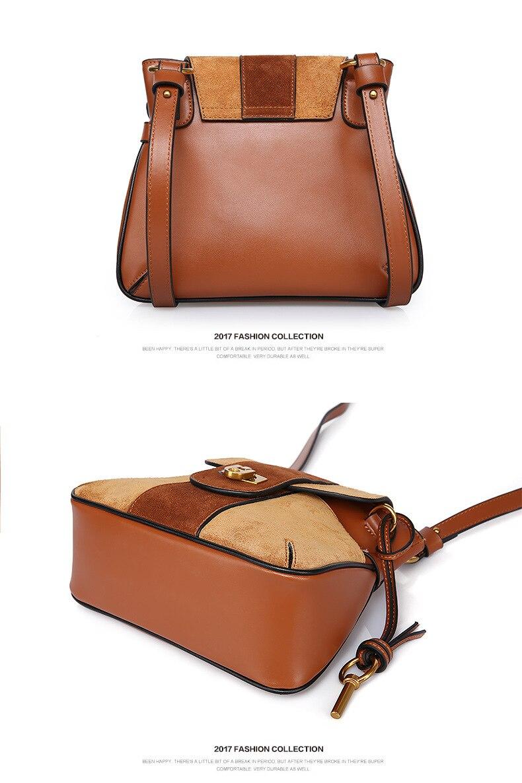 Luxury Handbag Women Designer Genuine Leather Bag Women Leather Handbags Shoulder Messenger Bag handbag bolsos muje (12)