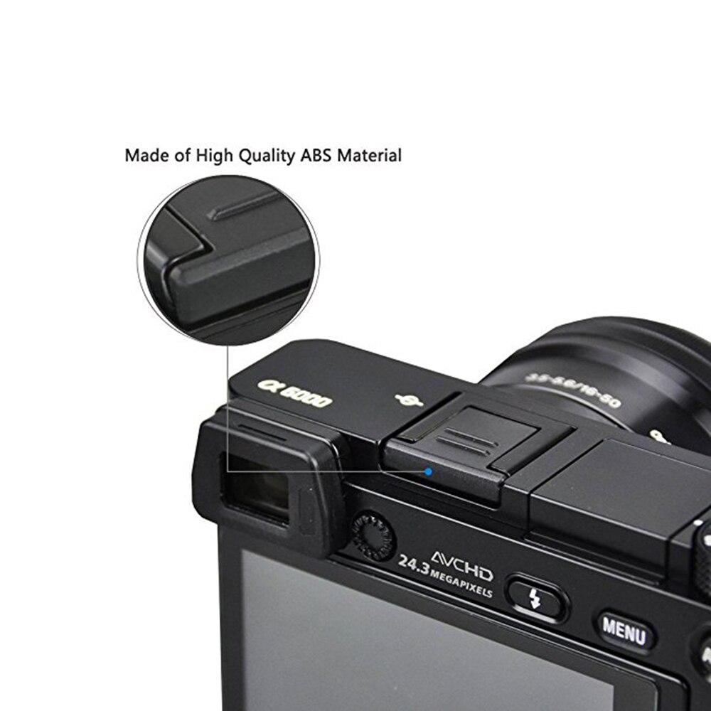 JJC Zapata Cubierta Para Sony A6500 A99II A7RII A77II A7S A3500 A6000 A7 A7R