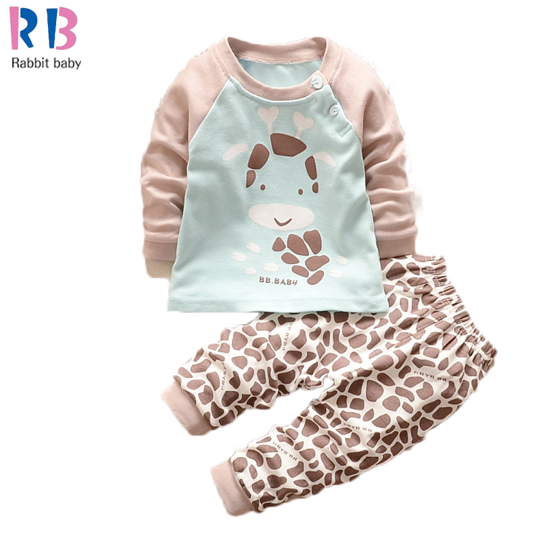 2016 Sets New Clothing cotton overalls Newborn Baby sets of childrens clothing girls baby boy suits cotton baby clothes<br><br>Aliexpress