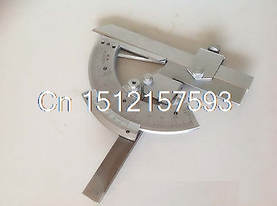 Universal Bevel Protractor 320 degree Angular Dial Stainless steel angle Gauge<br>