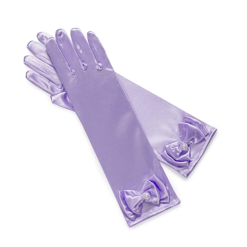 Girls Cosplay Costume - Lavender Gloves