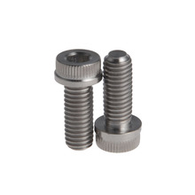 2 pcs Titanium Ti M8X20 M8*20mm Flat Head Screw Bike Bolts for Ducati Bike Bicycle Brake(China)