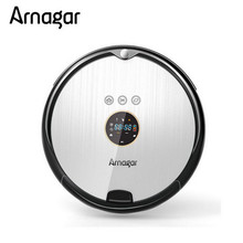 Arnagar R8-F/R8-A Automatic Vacuum Cleaner Robot Suction Power Vacuuming Mop,Hepa Air Filter Vacuum Cleaner for house cleaning