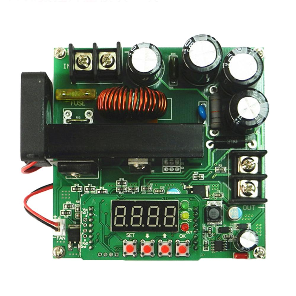 BST-900W DC-DC CNC Boost Converter 8-60V Step-up 10-120V Solar Charging with Short circuit protection Constant Current<br><br>Aliexpress