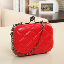 Trenadorab Satin Clutch Evening Bag Diamonds Clutches Red  Plaid Shoulder Bag For Wedding/Dating/Party/Dinner Purse Bag Khaki