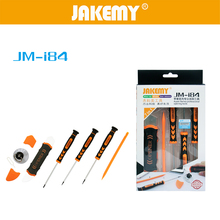 Buy JAKEMY 7 1 Professional Screwdriver Set Spudger Prying Opening Tool Kit Mobile Phone Tablets Repair for $7.60 in AliExpress store
