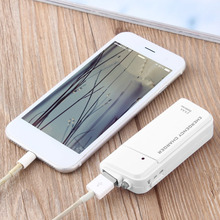 1pc Portable USB Charger AA External Battery Emergency Charger Quick Charging for MP3 Player for iPod for iPhone(China)