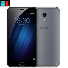 Original Meizu M3 Max Meilan Mobile Phone MTK Helio P10 Octa Core 6.0-inch 1920x1080 3GB RAM 64GB ROM 13MP Camera Fingerprint ID(China)
