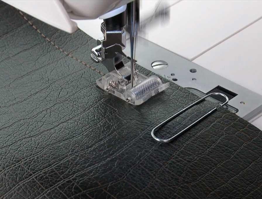 Roller Nähfuß Sewing Nähmaschine Nähfüße Foot Für Heimischen Nähmaschine