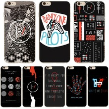 Buy Twenty One Pilots Phone Case iphone 7 5s 6 SE 6s 5 6plus 7plus Fundas 21 Collages Silicone Soft Clear Ultra Thin TPU Cover for $1.98 in AliExpress store
