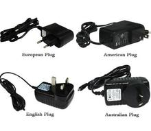 US/EU/UK/AU Standard 12V2A CCTV System Power Adapte 50/60Hz Input to DC 12V2A Output + US/EU/UK/AU Standard Can choice(China)