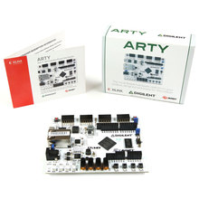 410-319 Programmable Logic IC Development Tools Arty Artix-7 FPGA with Xilinx Artix 35T FPGA Artix-35T(China)