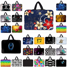Notebook 2016 New Fashion Zipper Inner Bags Cases For Apple Dell Samsung Lenovo 9.7 10 12 13 14 15 15.6 17 Inch Mini PC Computer(China)
