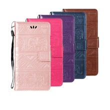 Buy Luxury Retro Protective Case Sony Xperia C6 6.0 inch Flip Wallet PU Leather Back Cover Sony Xperia XA Ultra Case Phone for $4.73 in AliExpress store