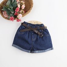 Kids Shorts for children underwears Baby girl Denim Shorts jeans Pants high waist shorts	summer children's shorts free shipping