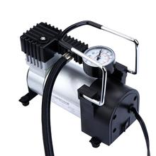 New Arrival Mini Air Compressor 12V Car Auto Portable Pump Tire Inflator may8