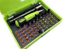 Magnetic Screwdriver 53 In 1 Precision Screw Driver Tool Kit For Phone Repair